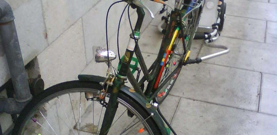 Mes Vélos (volés ou pas encore…)