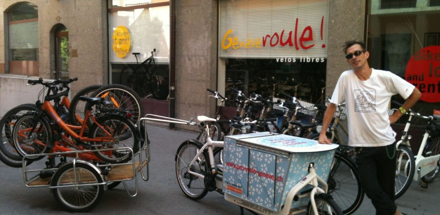 Le Vélo et moi